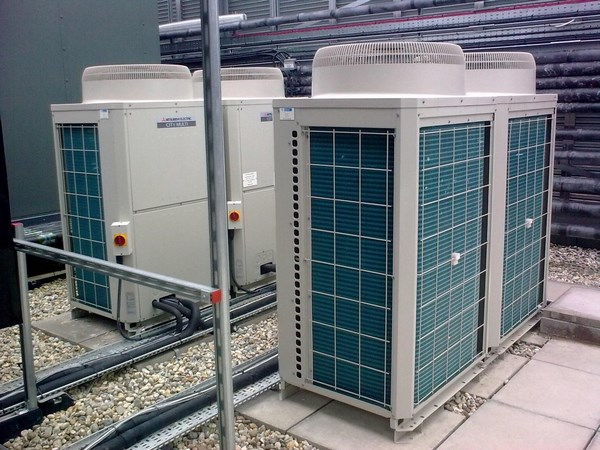 VRV/VRF-система от Mitsubishi Electric